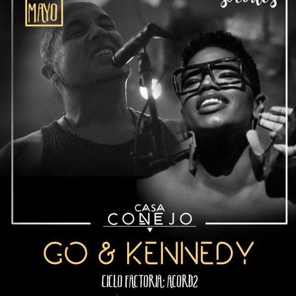 Go <br> Casa Conejo <br> Mayo 2019