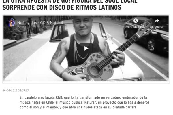 Go <br> Remaro Music <br> Julio 2019