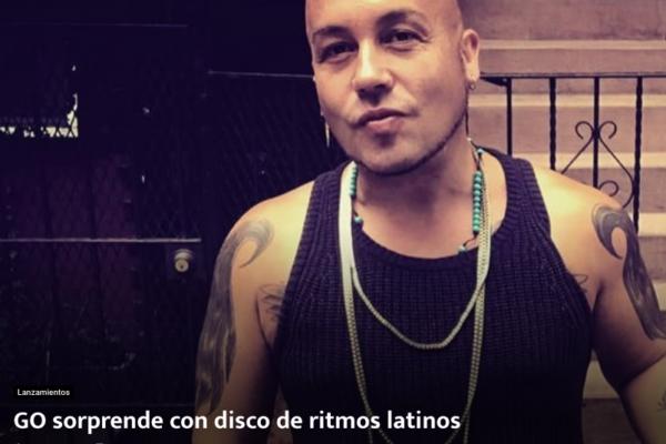 Go <br> Sonidos en línea <br> Julio 2019