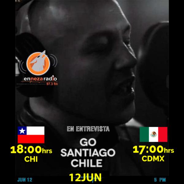 Go <br> EnNezaRadio <br> 12 Junio 2020