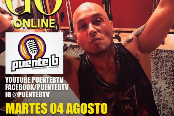 Go <br> PuenteBTV <br> 04 Agosto 2020